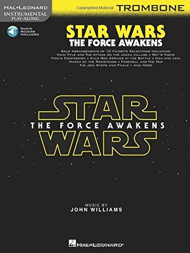 9781495060137: Star Wars: the Force Awakens (Trombone) Trombone +Enregistrements Online (Instrumental Play Along)
