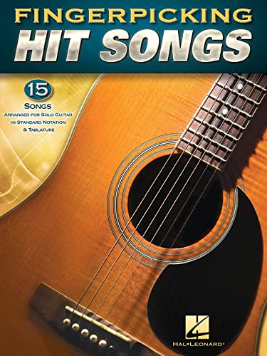 9781495064258: Fingerpicking Hit Songs