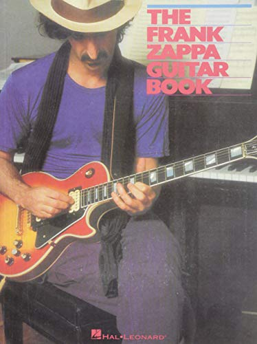 THE FRANK ZAPPA GUITAR BOOK Format: Paperback
