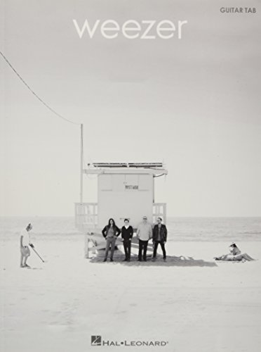 9781495069055: Weezer - Weezer (The White Album): Tab Transcriptions with Lyrics