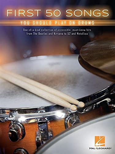 9781495070501: First 50 Songs You Should Play On Drums