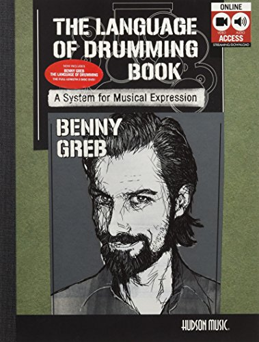 9781495072116: Benny Greb: The Language of Drumming; Includes Online Audio & 2-hour Video