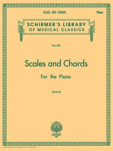 9781495072390: Scales And Chords For The Piano Major And Minor Keys