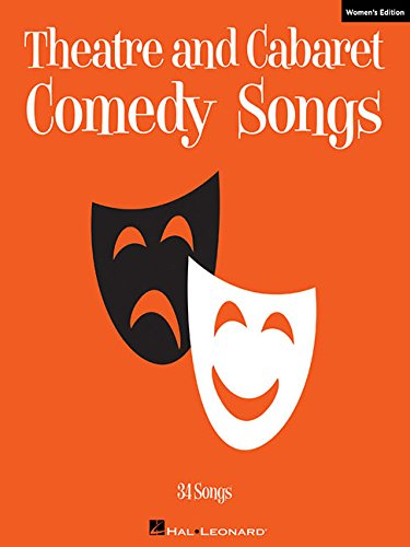9781495072680: Theatre and Cabaret Comedy Songs - Women's Edition: Voice and Piano