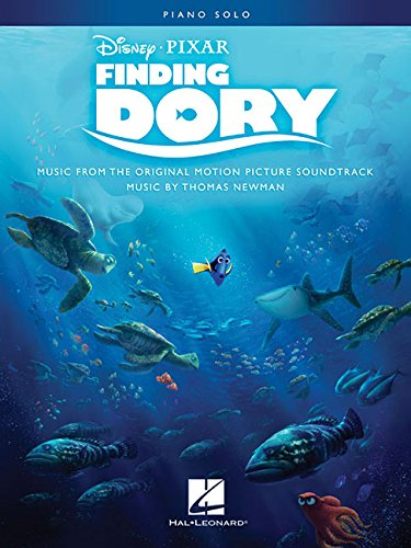 9781495073144: Finding Dory: Music from the Motion Picture Soundtrack (Piano Solo)