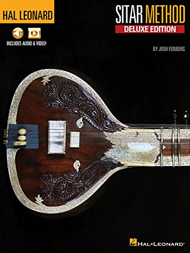 9781495076381: Hal Leonard Sitar Method - Deluxe Edition (Book/Online Video)