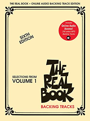 THE REAL BOOK PLAY-ALONG VOLUME 1 (SIXTH