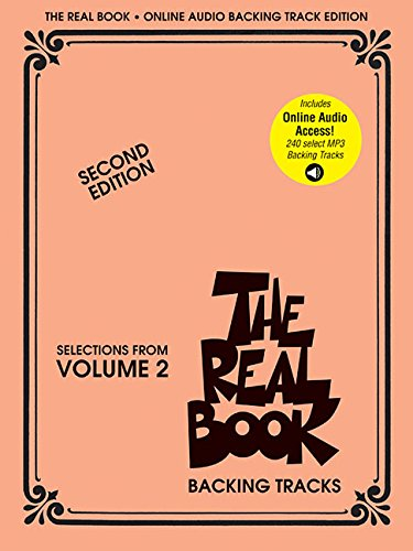 The Real Book Play-Along Volume 2 (Second Edition) Audio Online: Various