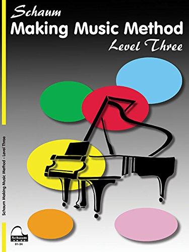 9781495082016: Making Music Method: Level 3 Early Intermediate Level