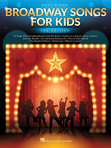 9781495085697: Broadway Songs for Kids