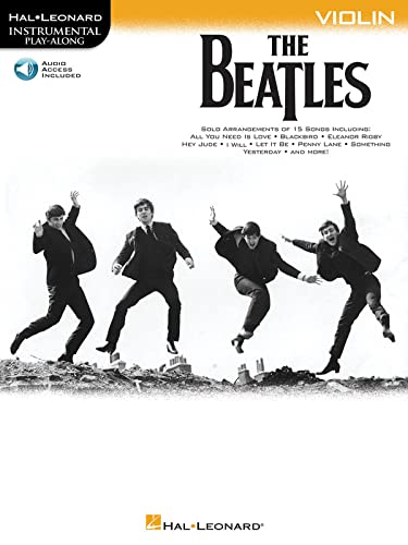 The Beatles - Instrumental Play-Along: Violin (Hal Leonard Instumental Play-along): Beatles