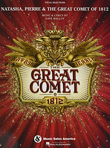 9781495091261: Natasha, Pierre & The Great Comet of 1812: Vocal Selections
