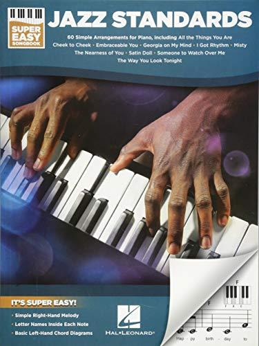 9781495093777: Jazz Standards - Super Easy Songbook