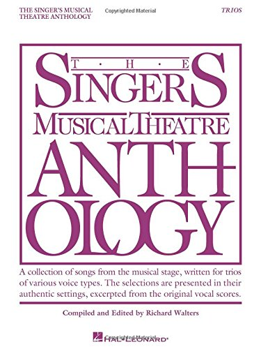 9781495098871: 3: Singer's Musical Theatre Anthology Trios: Book Only