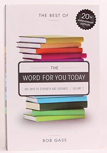 9781495102851: The Best of the Word for You today Volume 7