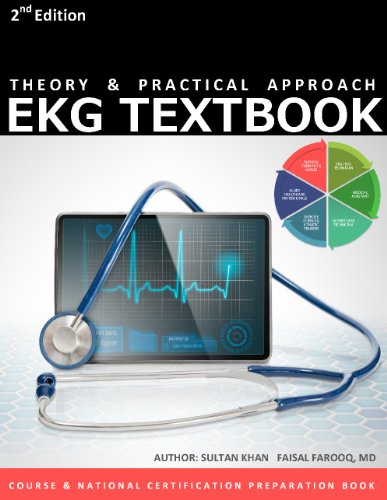 9781495107900: EKG Textbook THEORY and PRACTICAL APPROACH
