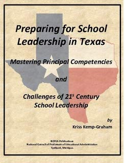 9781495111518: Preparing for School Leadership in Texas
