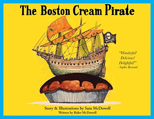 9781495111600: The Boston Cream Pirate by Sam McDowell (2014-08-02)