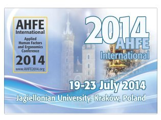 9781495115721: AHFE 2014 Conference Proceedings USB Media (5th International Conference on Applied Human Factors and Ergonomics, Krakow, Poland)
