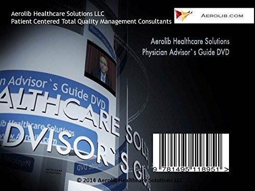 9781495118951: Aerolib Physician Advisor`s Guide DVD