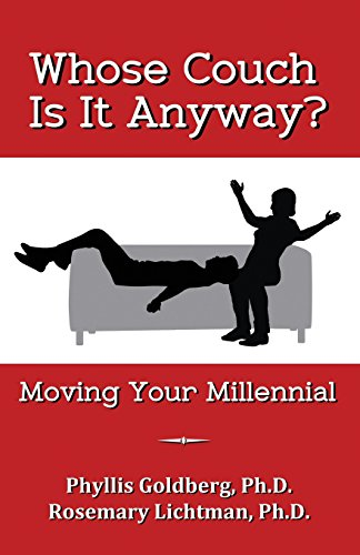 9781495140297: Whose Couch Is It Anyway: Moving Your Millennial