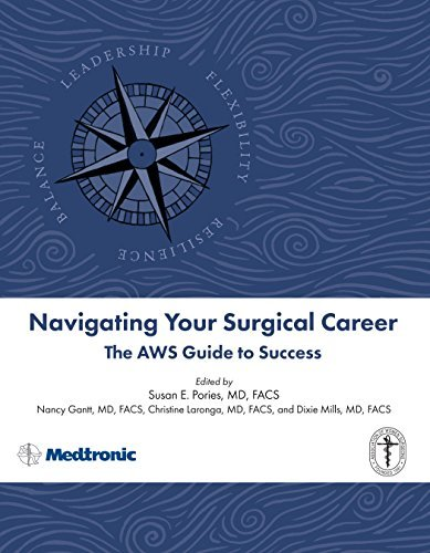 9781495151583: Navigating Your Surgical Career: The AWS Guide to Success