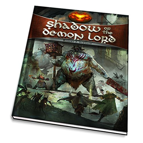 9781495168864: Shadow of the Demon Lord (SDL1000)