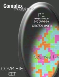 9781495169595: Complex Imaginary P.E. Power Practice Exam