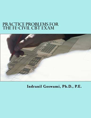 9781495214288 Practice Problems For The FE CIVIL CBT Exam