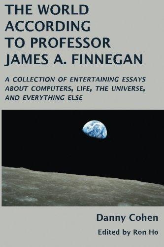 The World According to Professor James A.: Cohen, Danny
