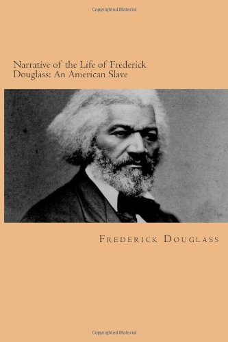 an analysis of the book from narrative of the life of frederick douglass an american slave