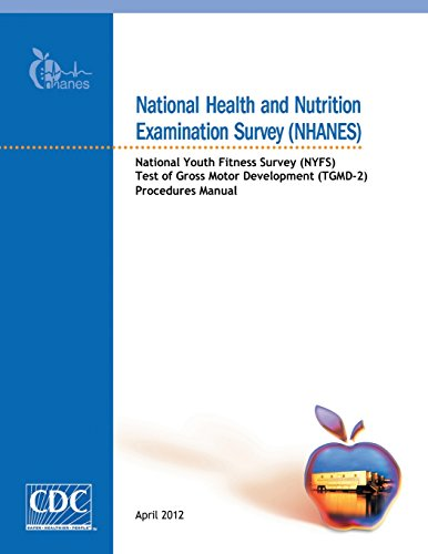 9781495273681: National Health and Nutrition Examination Survey (NHANES): National Youth Fitness Survey (NYFS) Test of Gross Motor Development (TGMD-2)