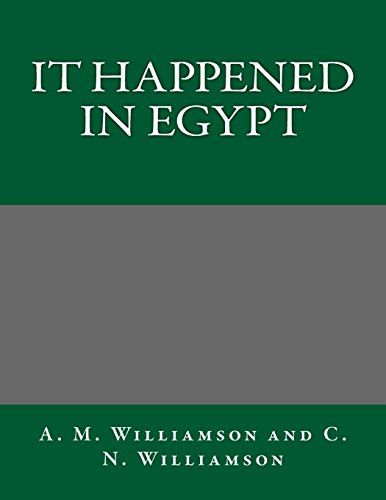 9781495274442: It Happened in Egypt