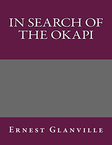 9781495277597: In Search of the Okapi