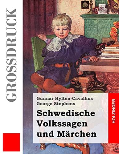 9781495312649: Schwedische Volkssagen und M�rchen (Gro�druck)