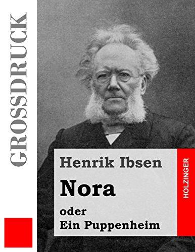 9781495322969: Nora oder Ein Puppenheim (Großdruck)
