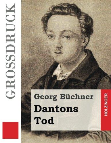 9781495323478: Dantons Tod (Großdruck) (German Edition)