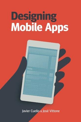 9781495330957: Designing Mobile Apps (B&W)