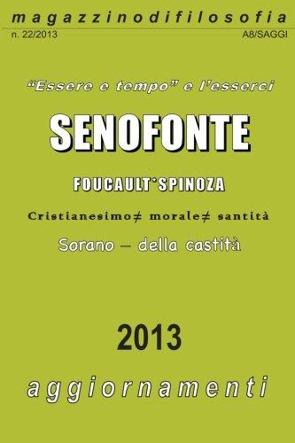 9781495341014: Magazzino di Filosofia n. 22/2013 (A8/SAGGI): Quadrimestrale di informazione, bilancio ed esercizio della filosofia