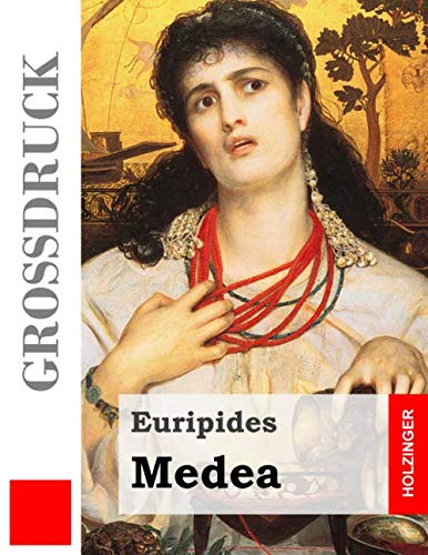 9781495345586: Medea (Großdruck)