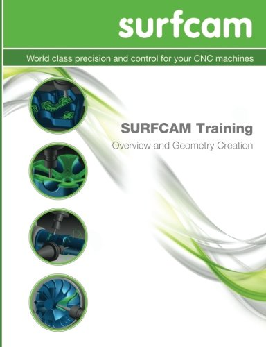 SURFCAM Training - Overview and Geometry Creation: Surfcam