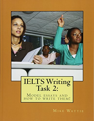 9781495373442: IELTS Writing Task 2:: Model essays and how to write them!