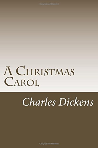 A Christmas Carol: In Prose Being a: MR Charles Dickens