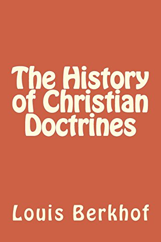 9781495390203: The History of Christian Doctrines
