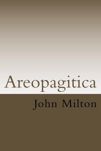 9781495403606: Areopagitica
