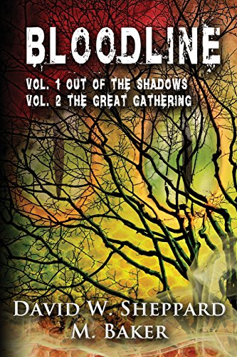 9781495412110: Bloodline: Vol 1 Out of the Shadows and Vol 2 The Great Gathering