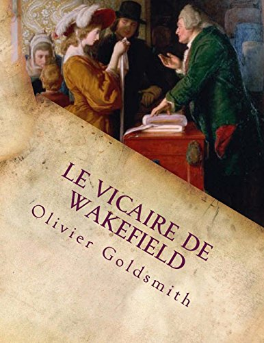 9781495419072: Le Vicaire de Wakefield (French Edition)