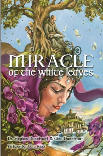 Miracle of the White Leaves b&w: Dr Stephen W Dunnivant