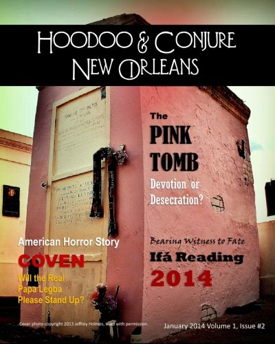 9781495431647: Hoodoo and Conjure New Orleans 2014