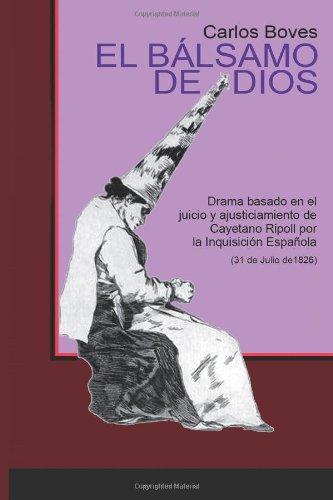 9781495436536: El Balsamo de Dios (Spanish Edition)
